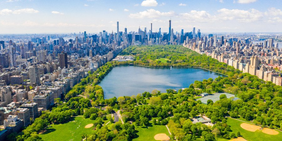 Central Park, cuore newyorkese